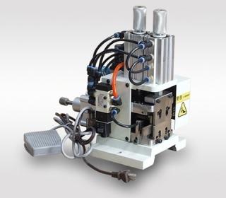 自动端子机的操作流程与换刀流程
