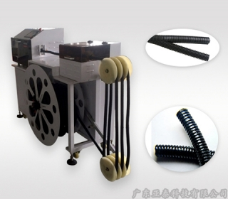 电脑波纹管切管机