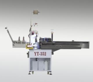 深圳YT-352单端压接五线沾锡机-自动端子机厂家